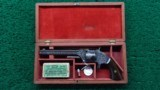 CASED FACTORY ENGRAVED SMITH & WESSON NUMBER 2 ARMY - 6 of 17