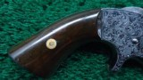 CASED FACTORY ENGRAVED SMITH & WESSON NUMBER 2 ARMY - 17 of 17