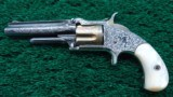 FACTORY ENGRAVED SMITH & WESSON WITH VERY RARE 3-TONE COLORATION - 4 of 17