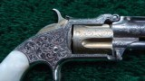 FACTORY ENGRAVED SMITH & WESSON WITH VERY RARE 3-TONE COLORATION