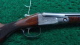 WONDERFUL PAIR OF SMALL BORE PARKER G GRADE SHOTGUNS - 21 of 25