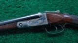 WONDERFUL PAIR OF SMALL BORE PARKER G GRADE SHOTGUNS - 25 of 25