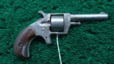 SPUR TRIGGER ROBIN HOOD NUMBER 1 MARKED REVOLVER