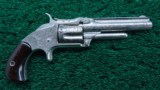 FACTORY ENGRAVED SMITH & WESSON #1-1/2 REVOLVER