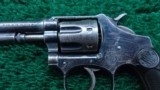 SMITH & WESSON SECOND MODEL .22 HAND EJECTOR REVOLVER - 7 of 13
