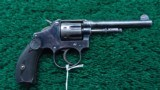 SMITH & WESSON SECOND MODEL .22 HAND EJECTOR REVOLVER - 1 of 13