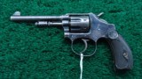 SMITH & WESSON SECOND MODEL .22 HAND EJECTOR REVOLVER - 2 of 13