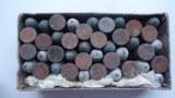 A BOX OF 44 RIMFIRE SHORT CARTRIDGES - 9 of 9