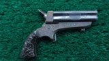 TIPPING & LAWDEN FACTORY ENGRAVED PEPPERBOX