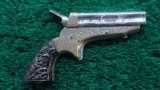 TIPPING & LAWDEN ENGRAVED PEPPERBOX