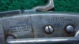 SMITH PATENTED CIVIL WAR CARBINE BY POULTNEY AND TRIMBLE - 8 of 20
