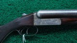 REMINGTON MODEL 1894 HAMMERLESS 10 GAUGE