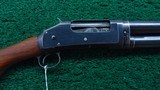 WINCHESTER MODEL 97 PUMP ACTION 12 GAUGE SHOTGUN