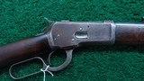 ANTIQUE WINCHESTER MODEL 1892 IN 44-40 - 1 of 16