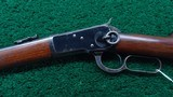 WINCHESTER MODEL 1892 SADDLE RING CARBINE - 2 of 17