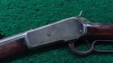 ANTIQUE WINCHESTER MODEL 1886 IN 45-90 WCF - 2 of 17