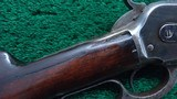 ANTIQUE WINCHESTER MODEL 1886 IN 45-90 WCF - 12 of 17