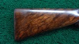 CASED W.C. SCOTT 20 GAUGE 2-BARREL SET - 21 of 25
