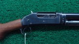 WINCHESTER MODEL 97 PUMP ACTION SHOTGUN