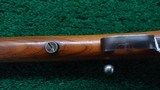 WINCHESTER MODEL 60A BOLT ACTION RIFLE - 9 of 14