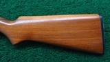 WINCHESTER MODEL 60A BOLT ACTION RIFLE - 10 of 14