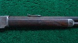 VERY EARLY WINCHESTER MODEL 1876 OPEN TOP RIFLE - 5 of 18