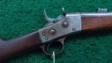 REMINGTON NUMBER 1 ROLLING BLOCK LIGHT WEIGHT BABY CARBINE