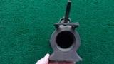 LARGE ALL IRON ANIMAL TRAP GUN - 5 of 7