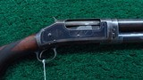 FACTORY ENGRAVED MODEL 1897 DELUXE SHOTGUN