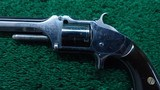 DELUXE CASED SMITH & WESSON NUMBER 2 REVOLVER - 8 of 17