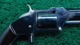 DELUXE CASED SMITH & WESSON NUMBER 2 REVOLVER - 7 of 17
