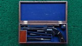 DELUXE CASED SMITH & WESSON NUMBER 2 REVOLVER - 15 of 17