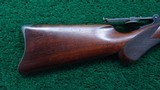REMINGTON HEPBURN NUMBER 3 ROLLING BLOCK RIFLE - 20 of 22