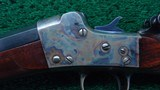 REMINGTON HEPBURN NUMBER 3 ROLLING BLOCK RIFLE - 8 of 22