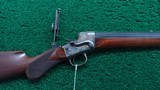 REMINGTON HEPBURN NUMBER 3 ROLLING BLOCK RIFLE