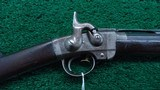 SMITH PATENT PERCUSSION CARBINE IN .50 CALIBER