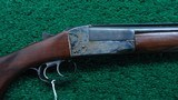 FOX MODEL B DOUBLE BARREL 410 SHOTGUN