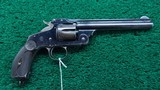 SMITH & WESSON NUMBER 3 RUSSIAN