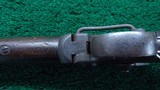 SMITH PATENT SINGLE SHOT CARBINE - 9 of 18