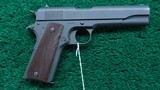 COLT MODEL 1911 AUGUSTA ARSENAL WW2 REBUILD