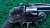 IVER JOHNSON THIRD MODEL SAFETY AUTOMATIC REVOLVER - 6 of 12