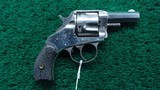 THE AMERICAN HARRINGTON & RICHARDSON REVOLVER