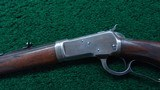 WINCHESTER SEMI-DELUXE TAKEDOWN 1892 RIFLE - 2 of 19