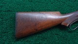 WINCHESTER SEMI-DELUXE TAKEDOWN 1892 RIFLE - 17 of 19