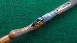 BELGIUM MADE BROWNING SUPER-POSED MIDAS GRADE OVER AND UNDER 12 GAUGE SHOTGUN - 3 of 24