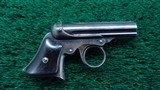 VERY NICE REMINGTON ELLIOT PEPPERBOX DERINGER