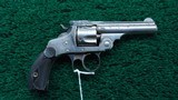 SMITH & WESSON FOURTH MODEL DOUBLE ACTION REVOLVER