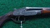 BEAUTIFUL FACTORY ENGRAVED PURDY 28 GAUGE BEST QUALITY HAMMERLESS SHOTGUN