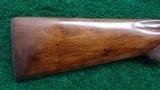 H PIEPER BELGIUM SINGLE SHOT RIFLE - 13 of 15