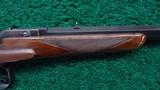 H PIEPER BELGIUM SINGLE SHOT RIFLE - 5 of 15